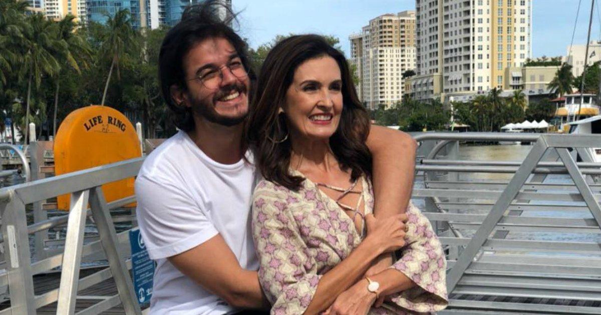 tulio fatima 1.png?resize=648,365 - Fátima Bernardes faz surpresa para Túlio no Dia dos Namorados