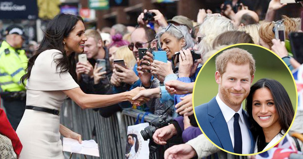 untitled 1 119.jpg?resize=412,232 - Loved Up Meghan Declares Harry To Be The 'Best Husband' While Talking To Fans In Chester