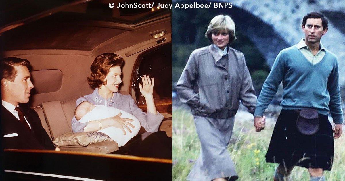 untitled 1 124.jpg?resize=300,169 - Imágenes increíbles de cómo era la vida de la realeza antes de las bodas de Harry y William