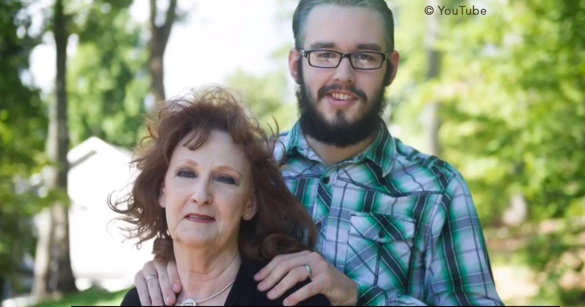 untitled 1 158.jpg?resize=300,169 - Tiene 19 años y decidió casarse con una mujer de 72 años, la edad no les importa pues tienen muchas cosas en común