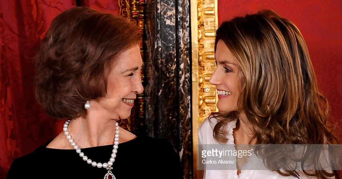 untitled 1 174.jpg?resize=300,169 - Ahora los conflictos no son con la suegra sino con la cuñada de la Reina Letizia