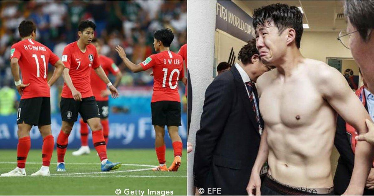 untitled 1 184.jpg?resize=300,169 - El jugador estrella de Corea, recibirá un duro castigo en su país por perder en el Mundial