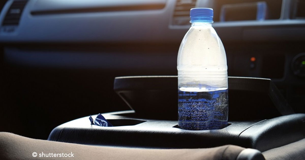 untitled 1 31.jpg?resize=300,169 - Dejar una botella de agua dentro del auto podría ocasionar un terrible accidente si el sol la calienta por algún tiempo