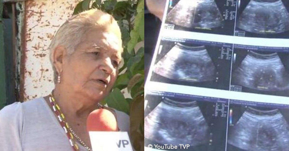 untitled 1 33.jpg?resize=412,232 - Abuela de 70 años asegura estar embarazada de su octavo hijo, de ser cierto se convertirá en la madre más longeva del mundo