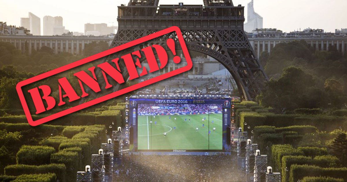 untitled 1 43.jpg?resize=648,365 - 2018 FIFA World Cup: France Bans 'Big Screen' Zones For World Cup Over Terror Fears