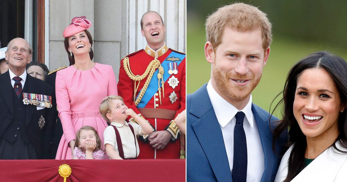 untitled 1 49.jpg?resize=300,169 - Prince Harry and Meghan To Make Their First Buckingham Palace Balcony Appearance For Trooping The Colour On Saturday