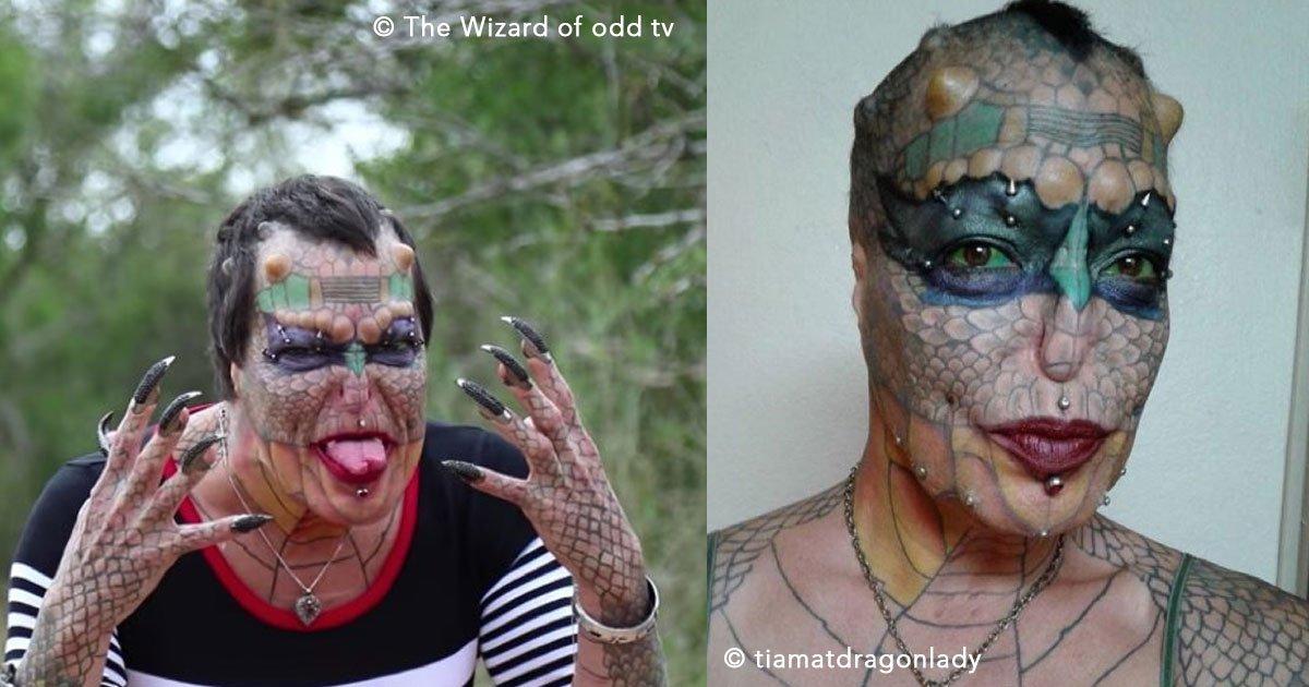 """untitled 1 55.jpg?resize=300,169 - Le diagnosticaron VIH y decidió que era momento para transformarse en """"mujer dragón"""""""
