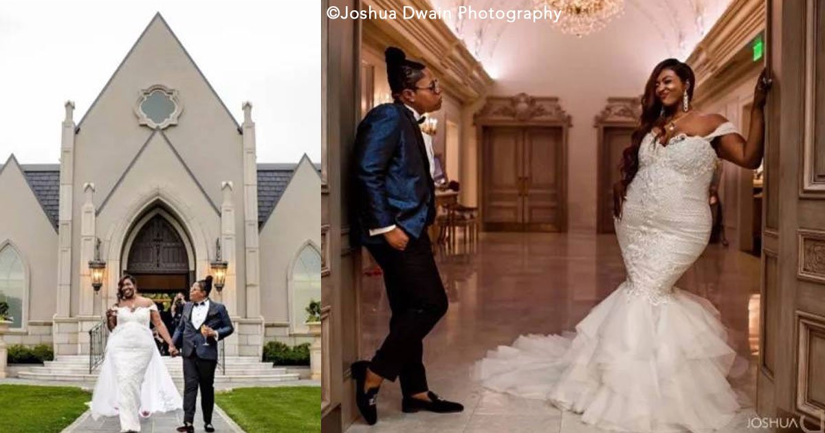 untitled 1 58.jpg?resize=1200,630 - Os noivos deste casamento estavam deslumbrantes, mas as madrinhas de honra quebraram as regras e se vestiram de uma forma única!