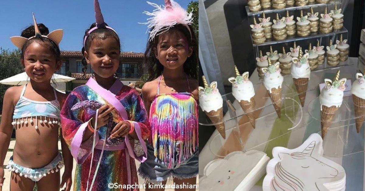 untitled 1 74.jpg?resize=648,365 - La fiesta de las gemelas Kardashian fue una celebración digna de la realeza y muchos desearían tener una así