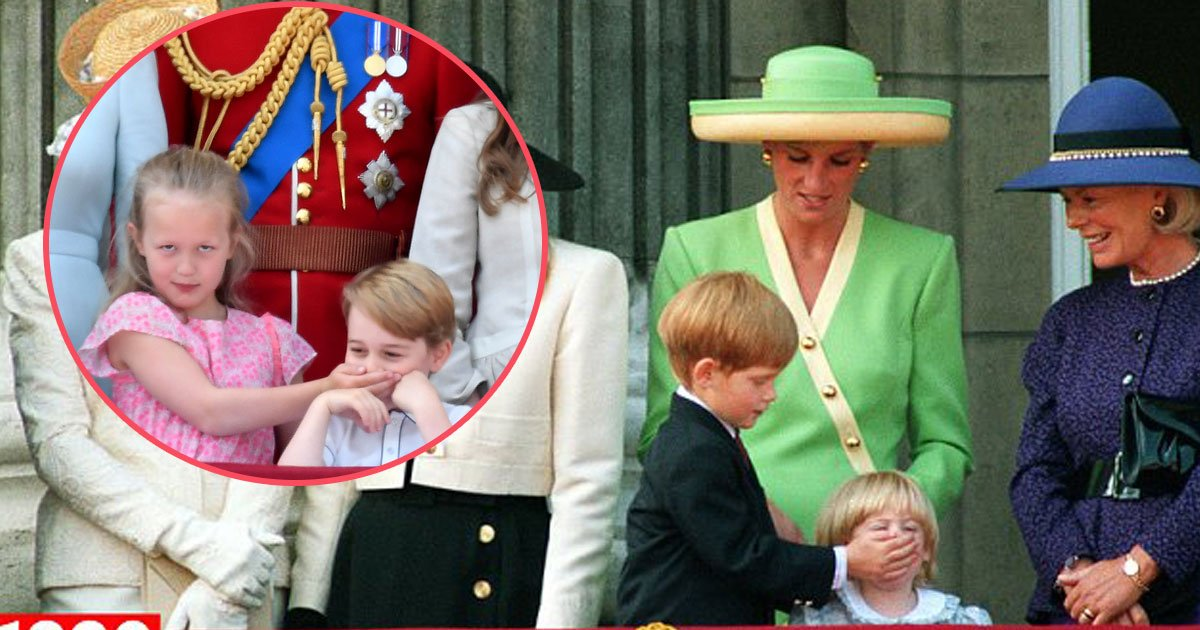 untitled 1 80.jpg?resize=1200,630 - This Picture Of Prince Harry Covering Princess Beatrice's Mouth Shows Who Is The ORIGINAL Rule-Breaker
