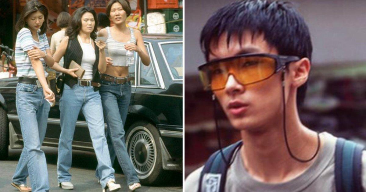 ww 7.jpg?resize=412,232 - 한국 90년대 'X세대'의 길거리 모습 (사진)