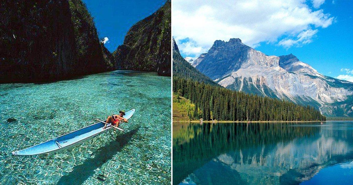 0713 thumb 1.jpg?resize=412,232 - 물이 너무 깨끗해서 공중에 떠있는 것 같은 인생 여행지 '투명 호수'