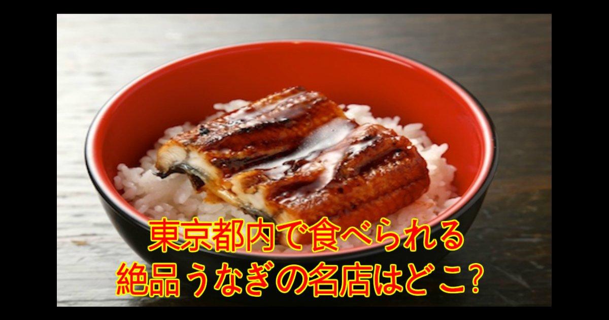 2 199.jpg?resize=1200,630 - 【東京都内】一度は行っておきたい!美味しいうなぎが食べられる名店まとめ!