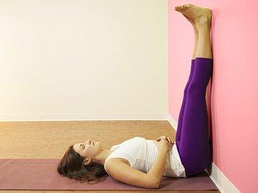 colocar as pernas para cima 20 minutos por dia pode fazer