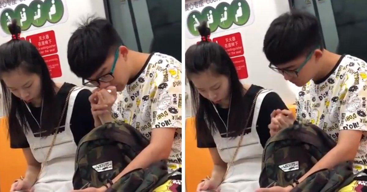 3 59.jpg?resize=1200,630 - 여자친구 '손가락'으로 코 판 남친...세계인에게 얼굴 팔리다 (영상)