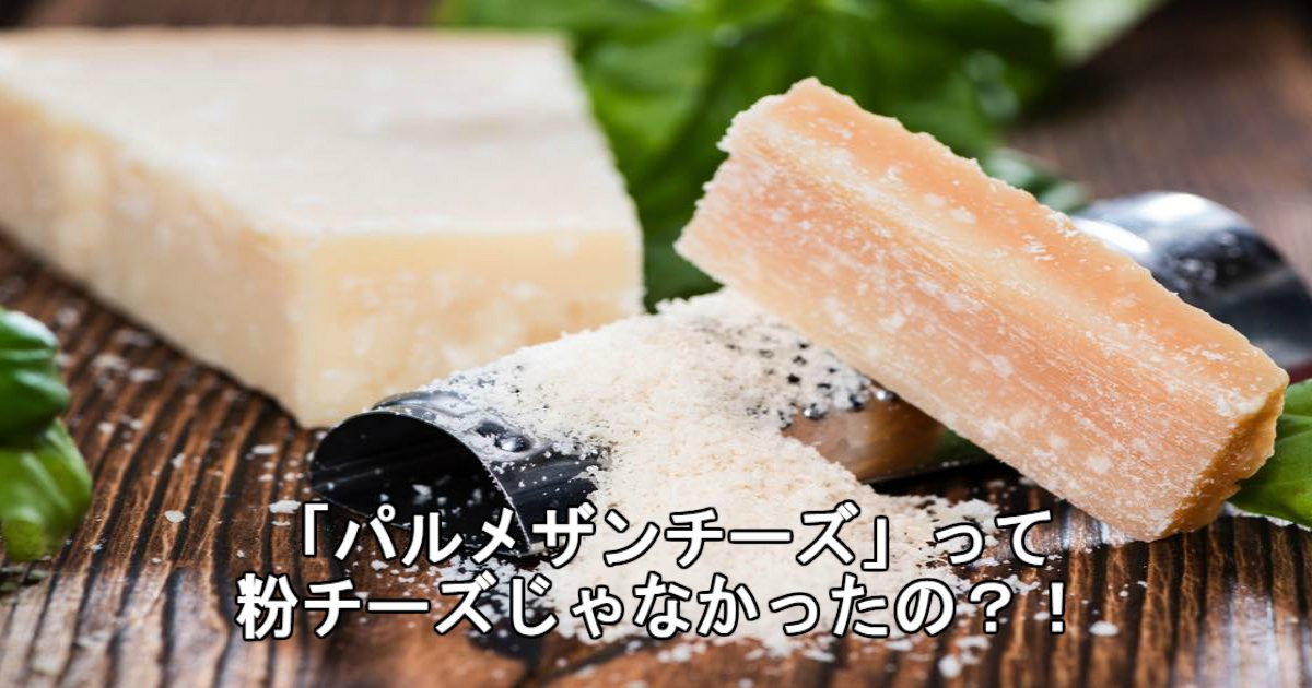 5 129.jpg?resize=412,232 - 【解説】「パルメザンチーズ」と粉チーズは何が違うの?