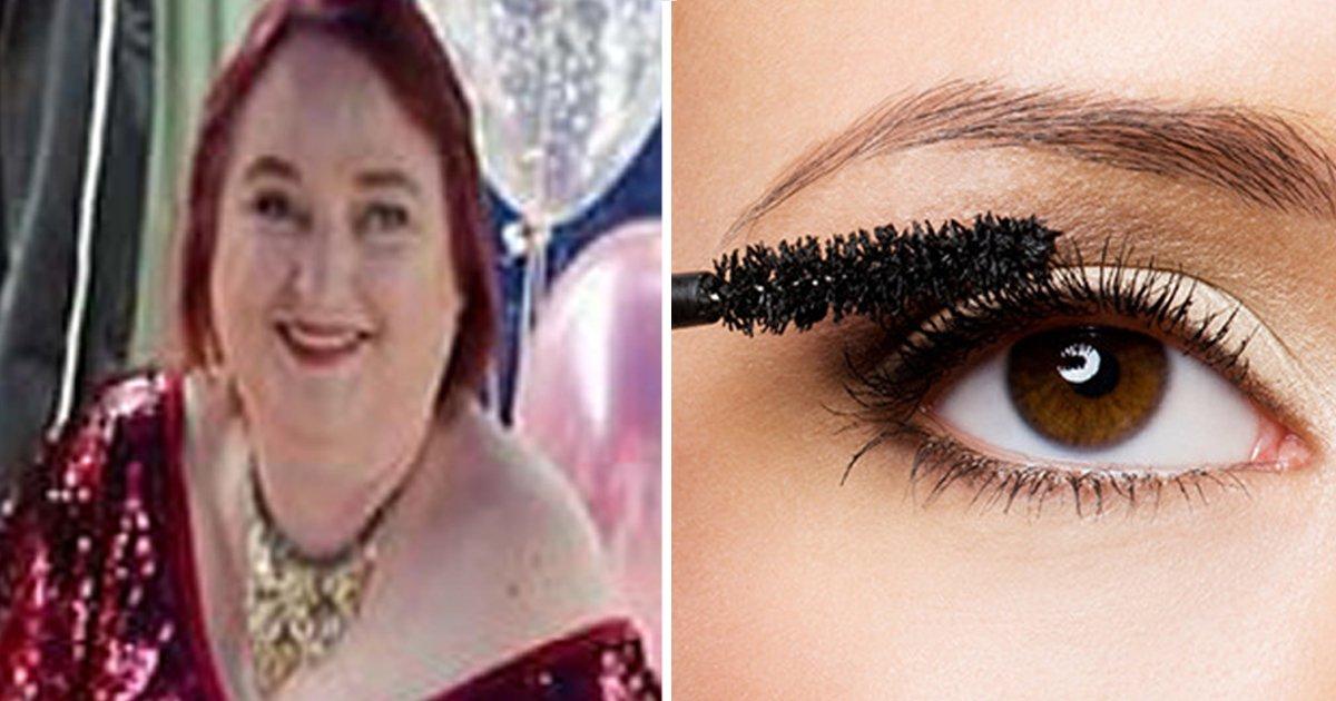 56.jpg?resize=1200,630 - Une femme laissée aveugle après avoir utilisé un mascara de 20 ans, avertit de vérifier les dates limites d'utilisation sur le maquillage