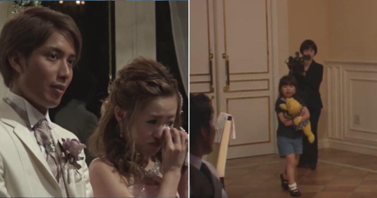 6 38.jpg?resize=412,232 - 최근 일본 '결혼식'에서 유행하고 있다는 '아역 배우' 고용 (영상)