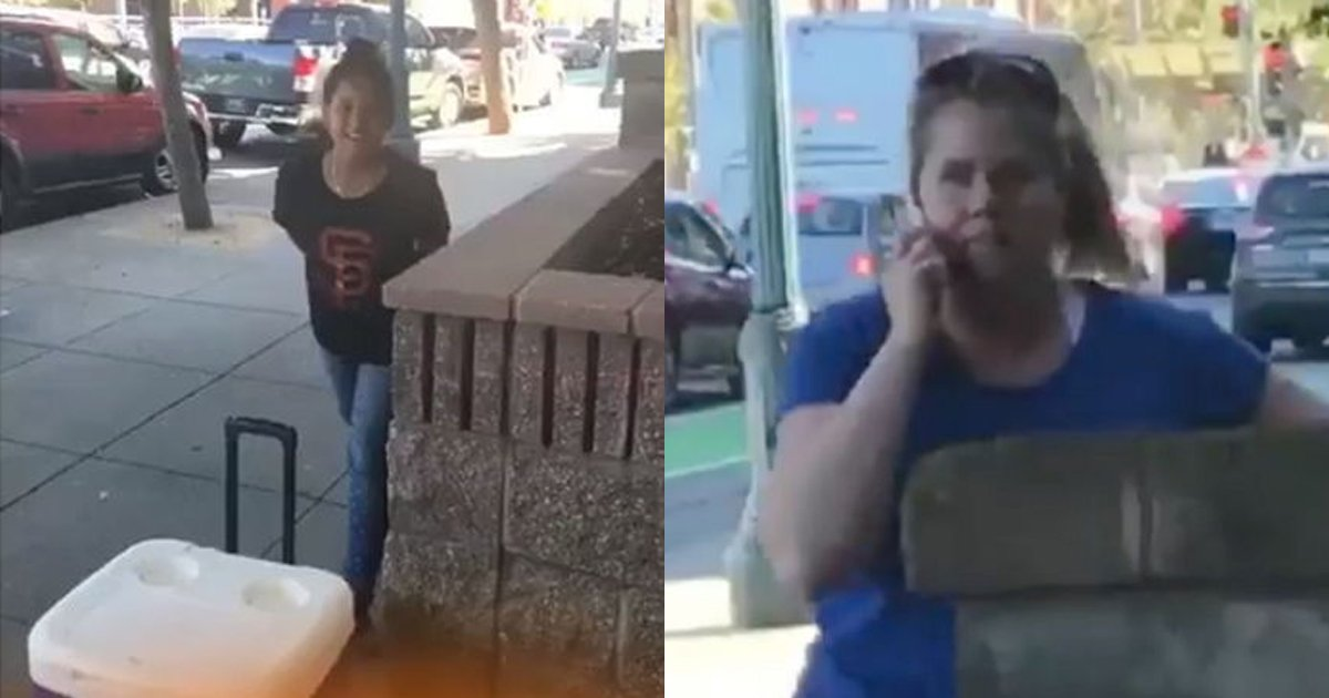6.jpg?resize=300,169 - 길에서 생수팔아서 대박난 아이를 보고 질투해서 경찰에 넘긴 여성 (영상)