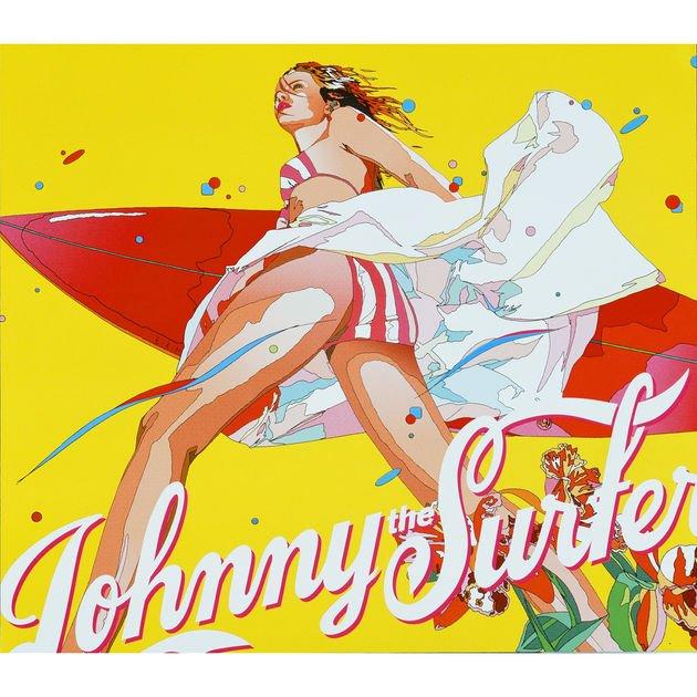 「波乗りジョニー」の画像検索結果