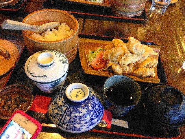 民芸茶屋 味蔵 別府 とり天定食에 대한 이미지 검색결과