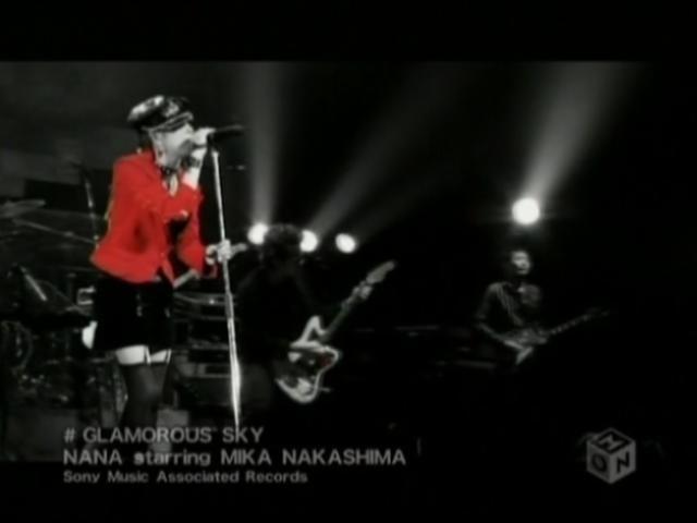 「glamorous sky nana」の画像検索結果