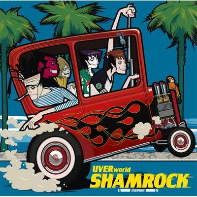「shamrock uverworld」の画像検索結果