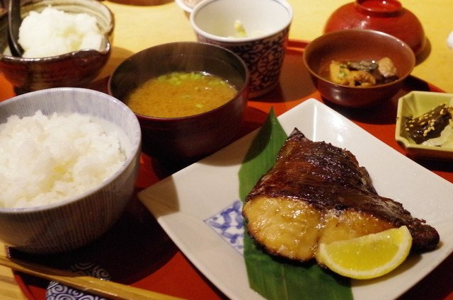 麻布十番 旬の味 たき下 黒むつの柚香焼き定食에 대한 이미지 검색결과