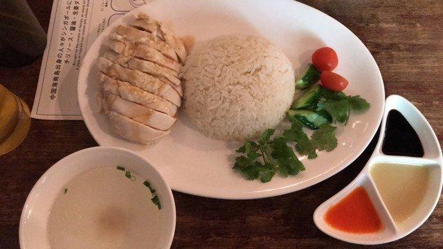 麻布十番 海南鶏飯食堂 海南チキンライス에 대한 이미지 검색결과
