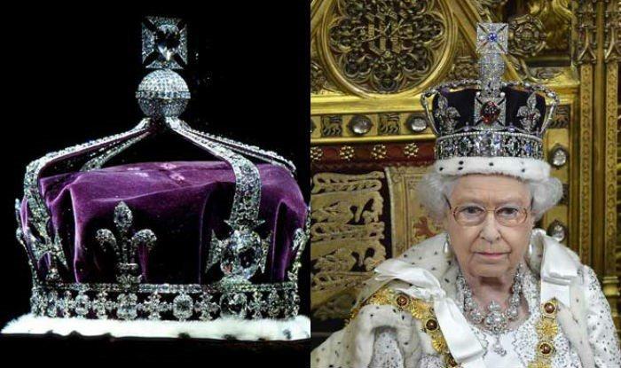 coroa britanica
