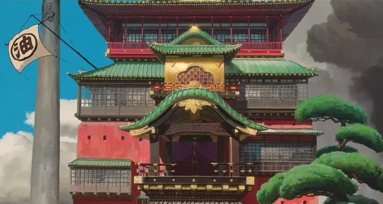 센과 치히로의 행방불명 목욕탕에 대한 이미지 검색결과