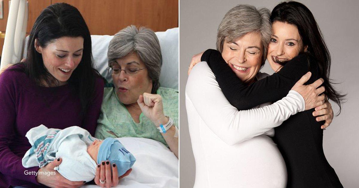 abumama.jpg?resize=300,169 - En el 2011 una madre se ofreció a ser el vientre subrogante de su nieto, hoy el pequeño tiene 7 años