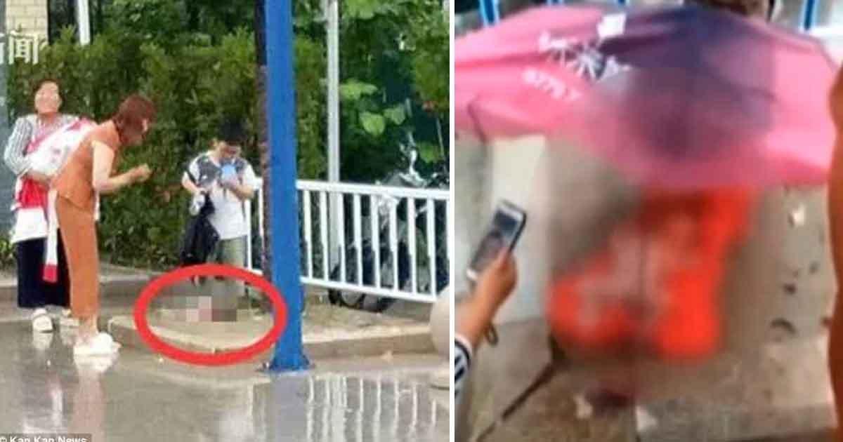 adaf.jpg?resize=648,365 - Une lycéenne de 15 ans, donne naissance devant sa mère dans la rue