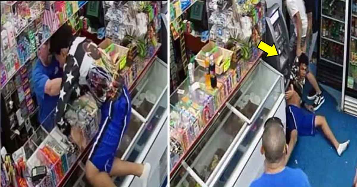 adf.jpg?resize=412,232 - New Surveillance Footage Shows Bronx Bodega Owner Trying To Save Teen From Gang Members