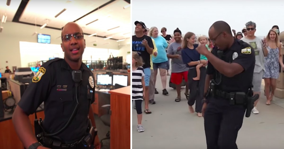 afaaa 3.jpg?resize=1200,630 - [Vidéo] Le Lip Dub de ce service de police vaut le coup d'œil!