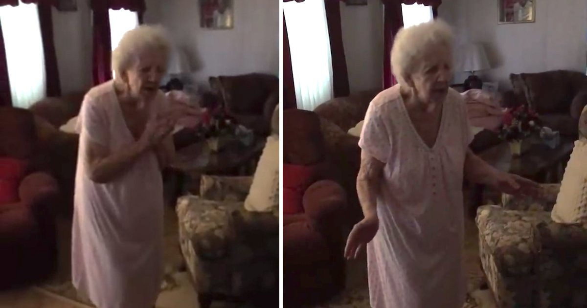 agaaa.jpg?resize=636,358 - Grandma Singing Bluegrass Gospel Captured On Video, Gets Millions Of Views On Facebook