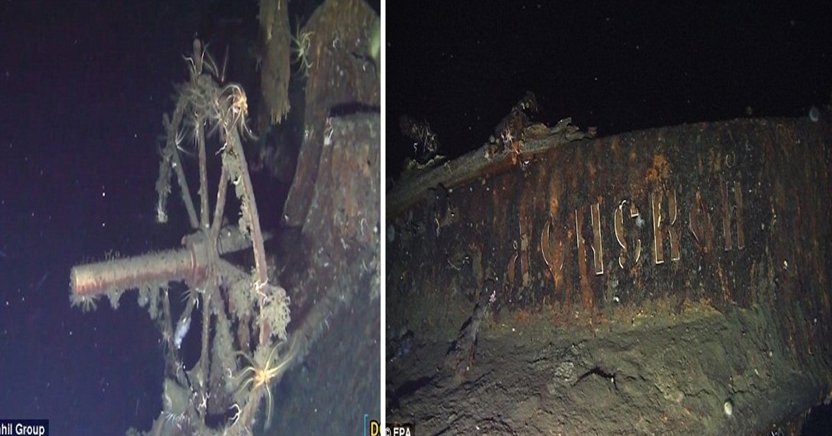 agag.jpg?resize=636,358 - South Korean Salvage Team Discovers The Remains Of The Long-lost Russian Warship With 200 Tons Of Gold Onboard