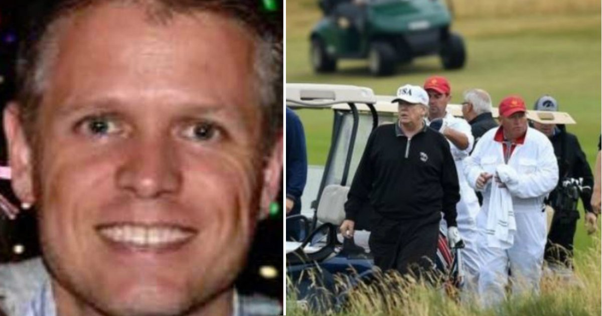 agent stroke.jpg?resize=636,358 - Secret Service Agent Passes Away In Hospital After Suffering From Stroke While Protecting President Trump