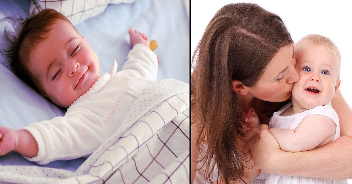 baby hug research brain development 4.jpg?resize=412,232 - La recherche révèle : prendre son bébé dans les bras augmente son développement cérébral et son intelligence