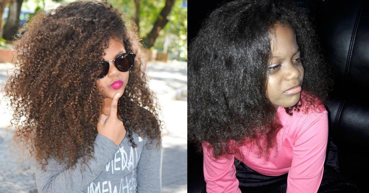 bella.png?resize=300,169 - Mãe faz desabafo por filha ter cabelos cortados e alisados sem autorização
