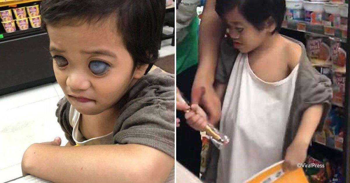 blind.jpg?resize=300,169 - Esta es la conmovedora historia de la niña ciega de 4 años que hizo lo imposible por comprar un cuaderno (Vídeo)