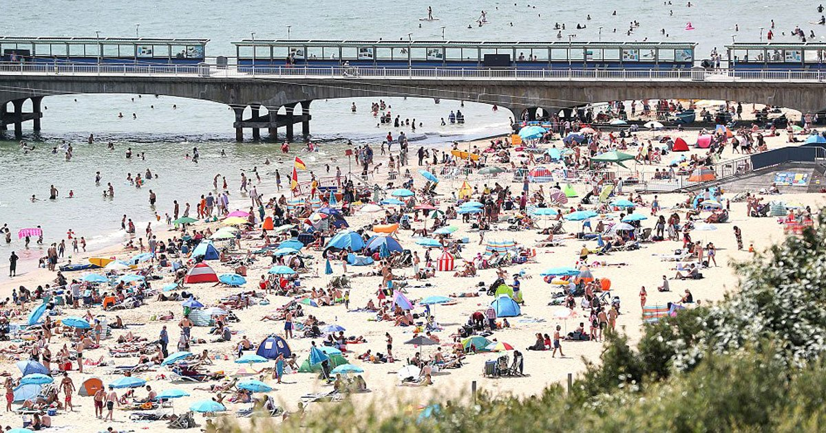 britons heatwave.jpg?resize=636,358 - MPs Warn Heatwaves Will Melt Roads And Kill Britons If Drastic Actions Are Not Taken