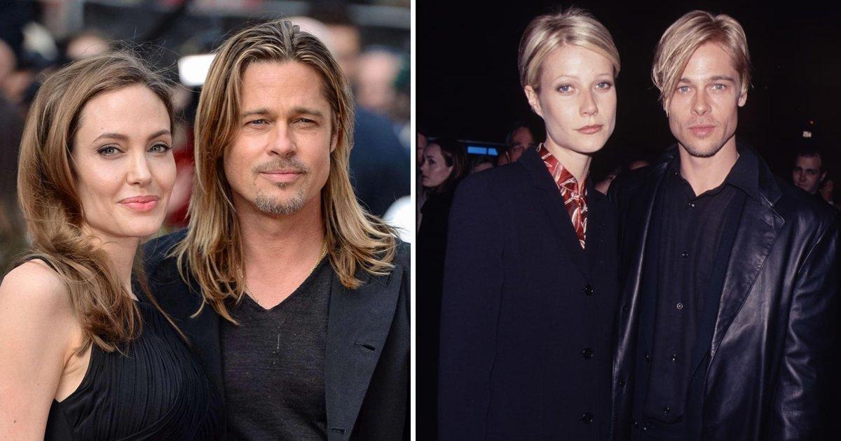 capa0000v 1.png?resize=1200,630 - Prepare-se para ri: A internet acaba de descobrir que Brad Pitt sempre tentou se parecer com suas ex-namoradas!
