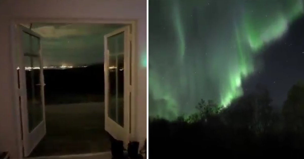 capa16.png?resize=300,169 - Já pensou abrir sua janela e dar de cara com a aurora boreal? Algumas pessoas têm esse privilégio!
