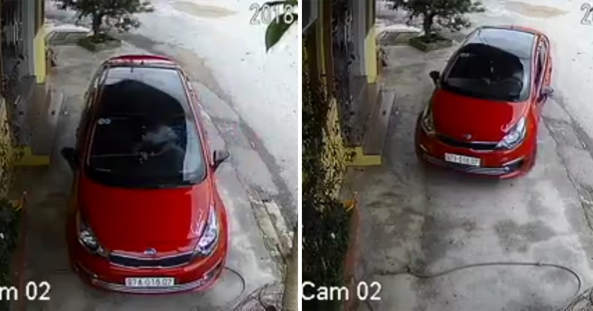capa1bbnn.png?resize=300,169 - Vídeo mostra a dificuldade que uma mulher enfrenta para sair de casa com o carro