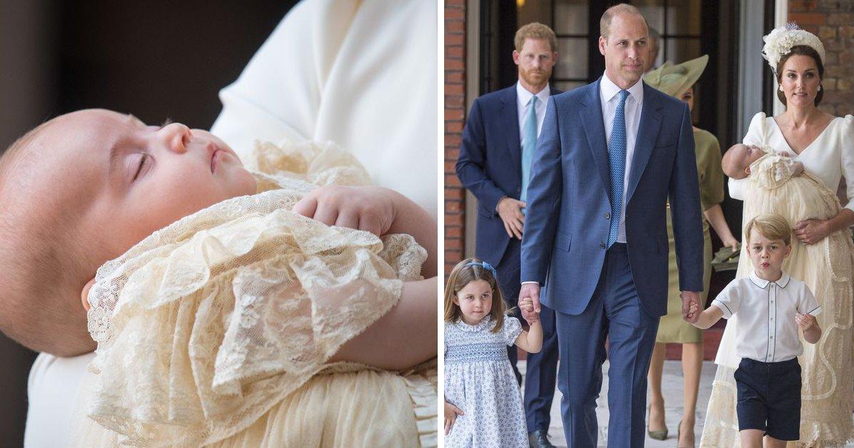 capa1vb.png?resize=648,365 - Príncipe Louis é batizado e recebe presente muito especial do tio Harry