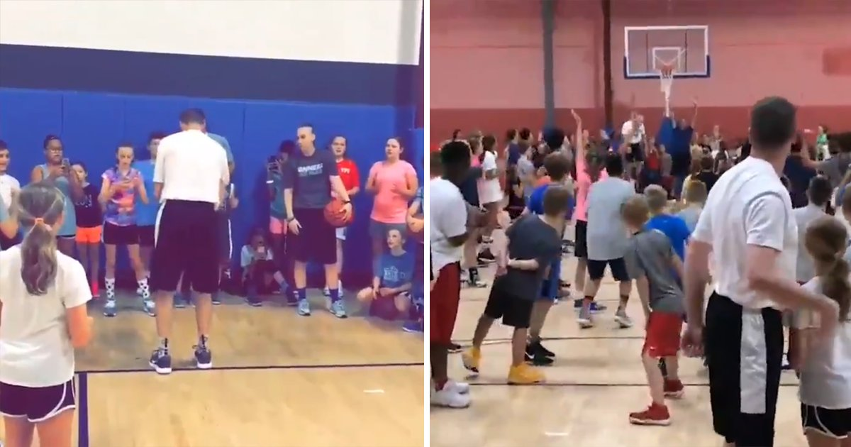 capax6.png?resize=1200,630 - Professor de Ensino Médio quebra recorde mundial de arremesso de costas ao arremessar uma bola de basquete há 25 metros de distância