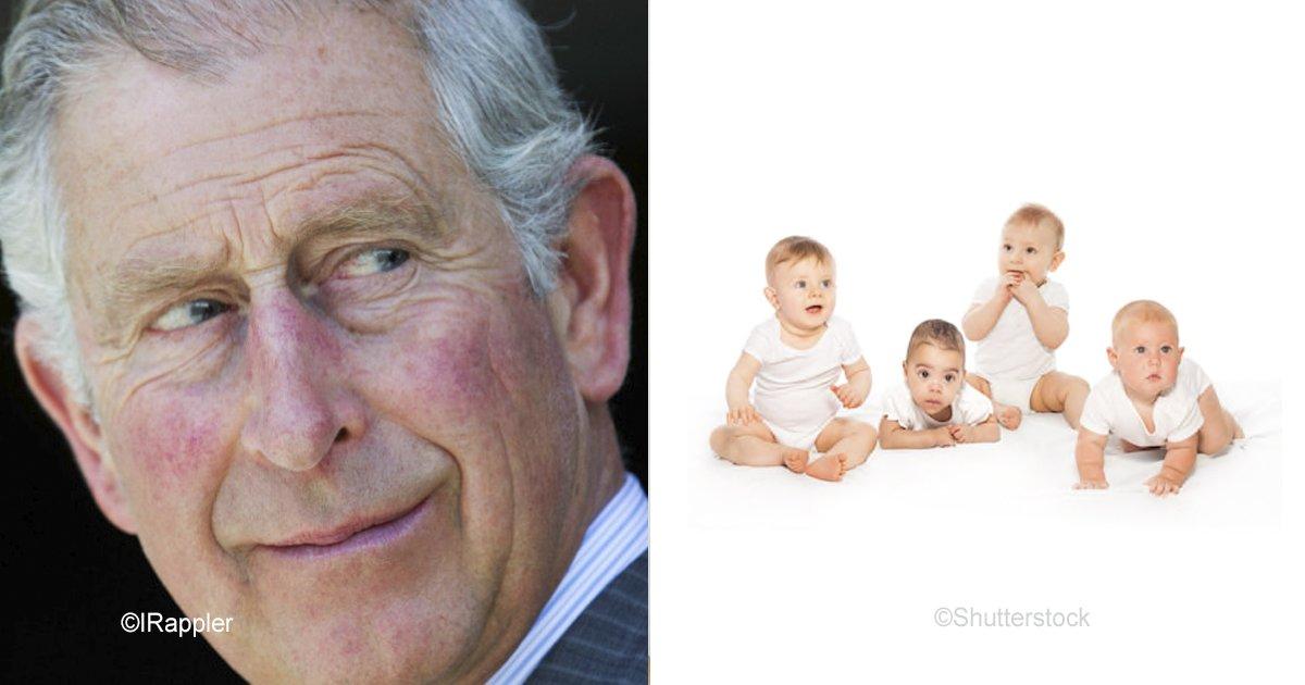 char.jpg?resize=648,365 - Afirman que aparte de sus 2 hijos, Guillermo y Enrique, el príncipe Carlos tiene más hijos