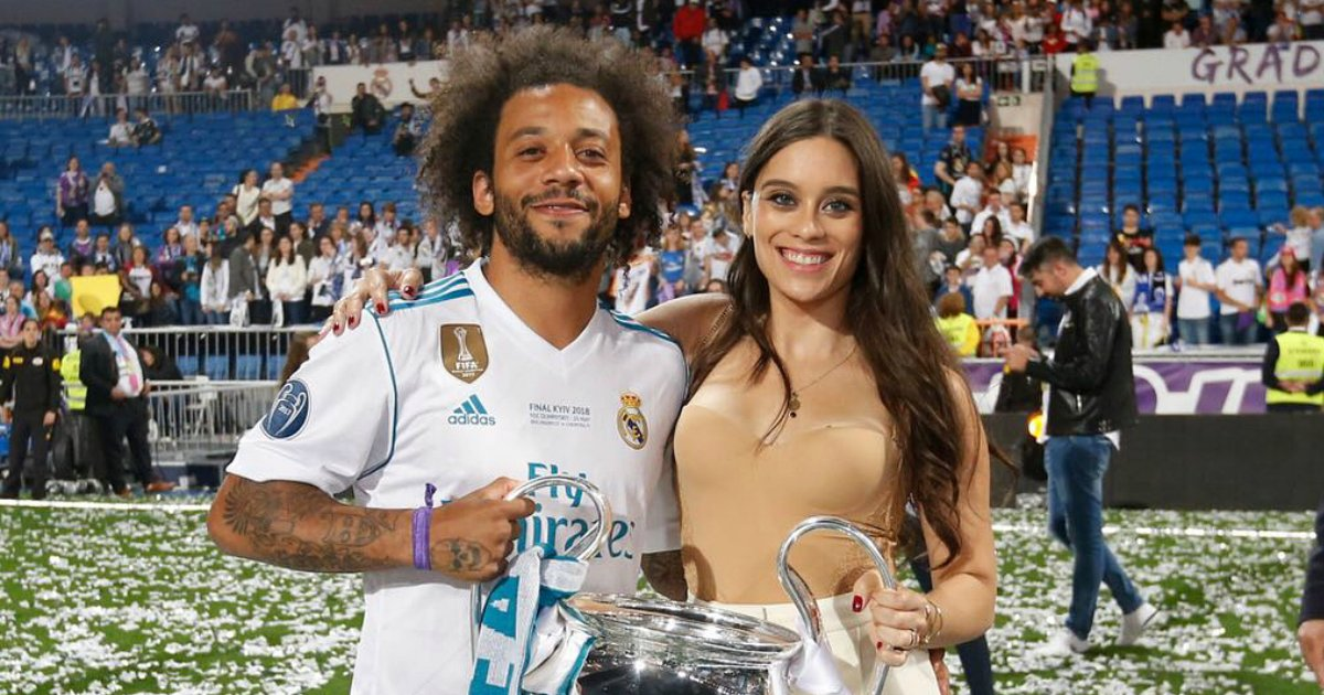 clmar.png?resize=300,169 - Esposa de jogador Marcelo é atriz e já atuou em novela da Globo