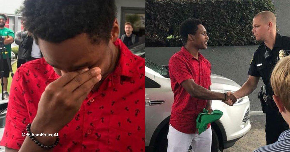 cov 1 17.png?resize=300,169 - Este joven caminó 32 kilómetros durante la madrugada para llegar a su trabajo y le decidieron regalar un auto